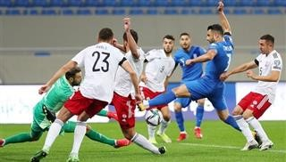 Γεωργία-Ελλάδα 0-2