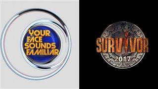 Τηλεθέαση: Survivor ή Your Face Sounds Familiar;